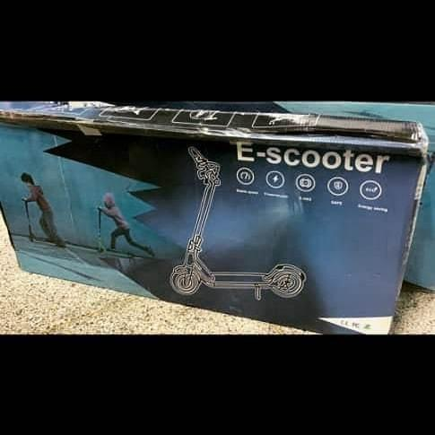 Electric scooter patineta eléctrica recargable!