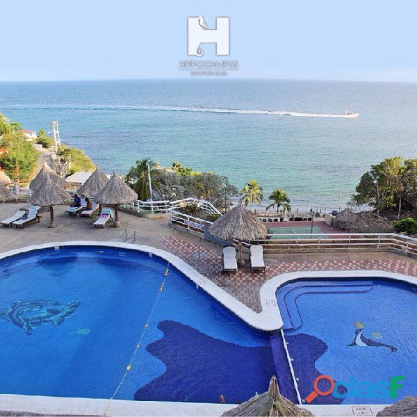 Alquilo Semana en Hippocampus Vacation Club Margarita para 4 personas tipo Suite.