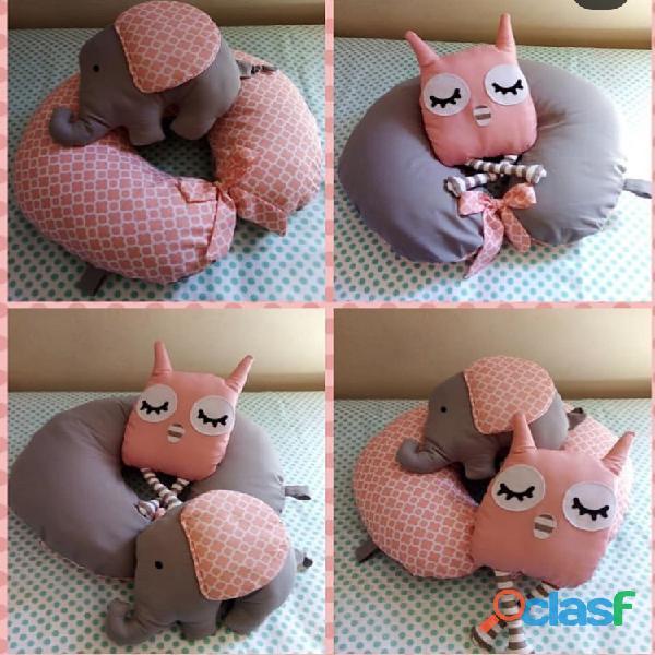 Muñecas y Cojines Artesanales 4