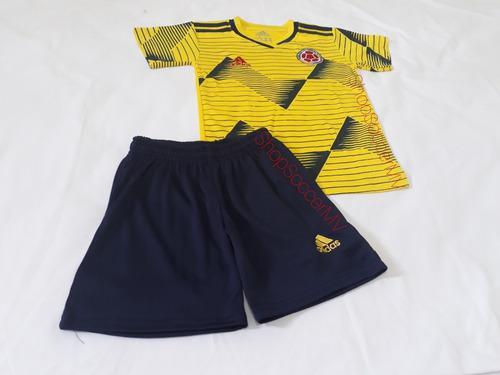 Camisa fútbol uniforme colombia alemania españa madrid
