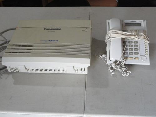 Central telefónica panasonic tem824