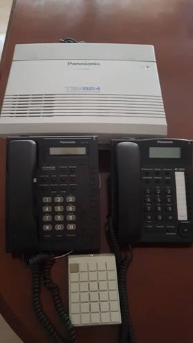 Central telefonica panasonic kx-tem824