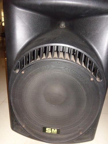 Corneta amplificada sm audio