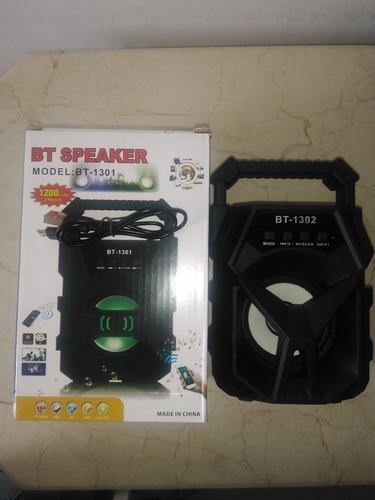 Radio Corneta Portátil Bluetooth Fm Microsd Pendrive