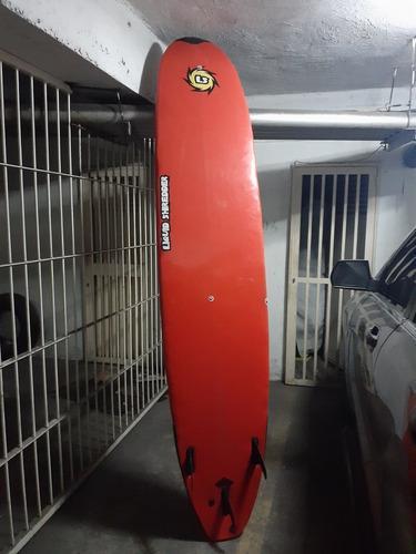 Tabla longboard, surf, marca ls