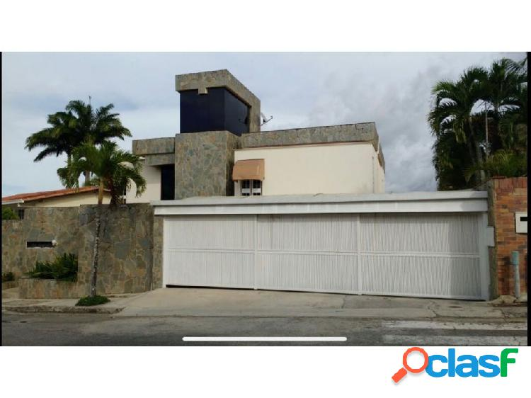 Se vende casa 444m2 4h+s/6.5b+s/4p los samanes