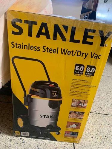 Aspiradora de seco y húmedo stanley acero d82754