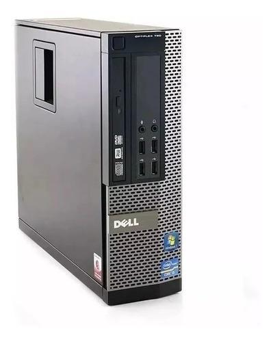 Computador cpu intel i5 dell optiplex 8gb de ram 500gb hhd