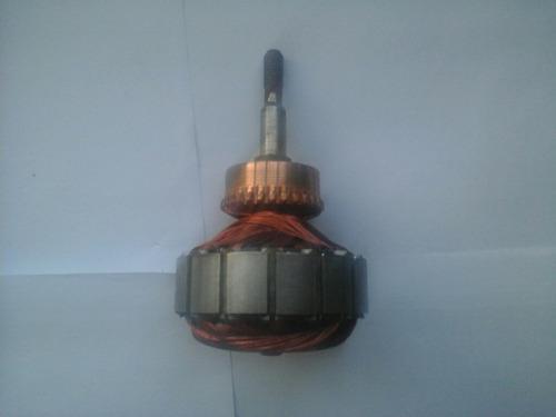 Inducido para motor de pulidora electrolux b115 e200 e600
