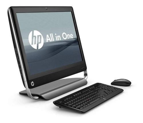 Computadora todo en uno pc hp i3 all in one touchsmart 520
