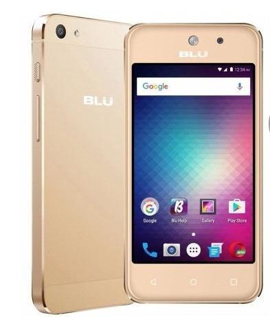 Blu vivo 5 mini (dorado)
