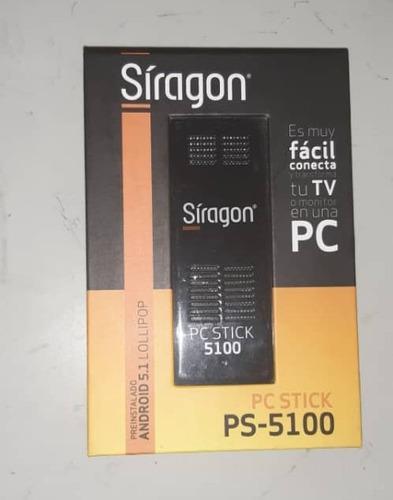 Computador portátil síragon pc stick ps-5100 2gb ram, wifi
