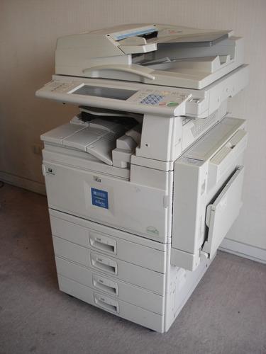 Fotocopiadora ricoh aficio 1045 solo para repuestos