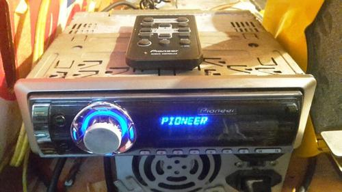 Reproductor pioneer deh-p4900ib cd/mp3, am/fm, entrada aux..
