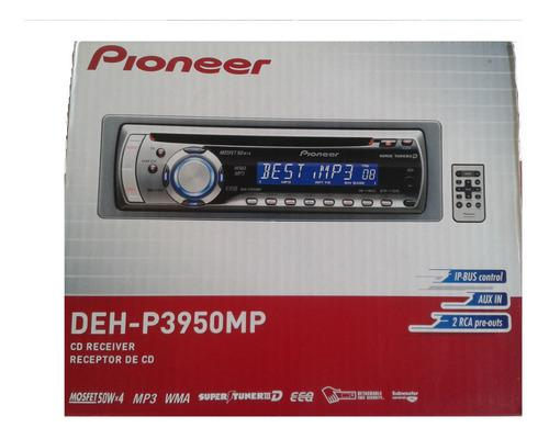 Reproductor pioneer mp3 deh-p3950 para carro nuevo