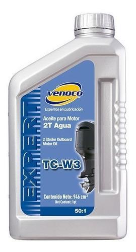Aceite venoco 2t agua motor fuera borda tc-w3