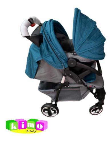 Coche De Bebé De Lujo Con Porta Bebé Spectrum