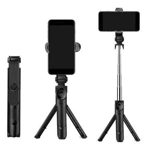 Trípode selfie stick extensible con bluetooth control