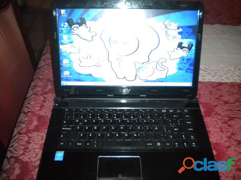 Laptop intel core i3 4000m