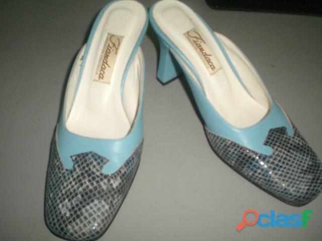 Zapatos de cuero para dama nuevos