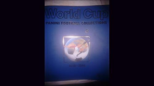 Libro panini de los mundiales 1970-2006 nuevos sellaldos