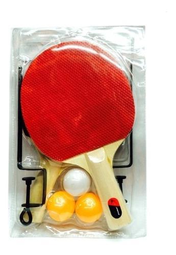 Raqueta tenis mesa 4 1 red juego bastidor