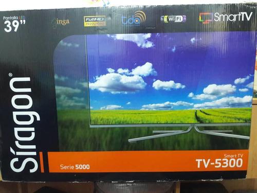 Televisor siragon 39 pulgadas full hd smart tv 100% nuevo