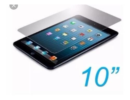 Vidrio templado glass tablet 10 pulg compatible con canaima