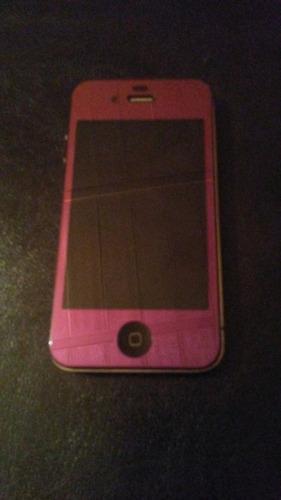 Celular iphone 4s negro (leer descripciòn)