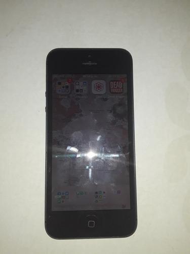 Celular iphone 5 de 32gb