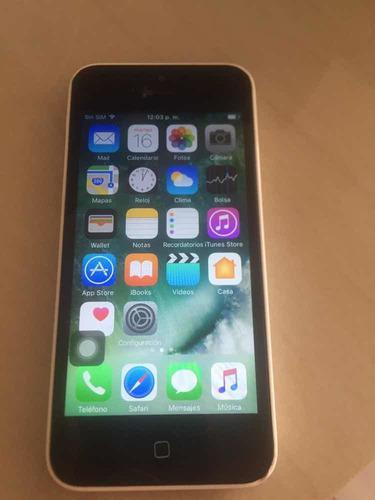 Celular iphone 5c. oferta 25 verds