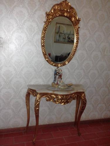 Juego cuarto, mesa espejo
