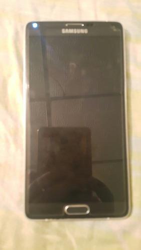 Placa samsung note 4 lte pantalla dañada