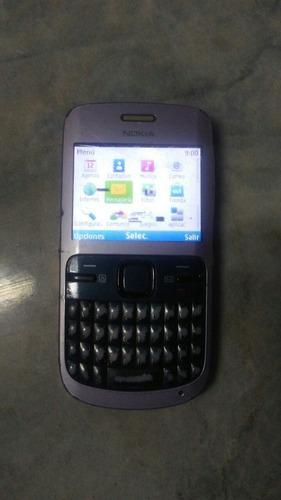 Teléfono nokia c3