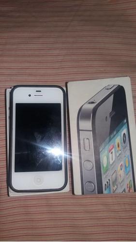 Iphone 4s de 16gb liberado a cualquier operadora