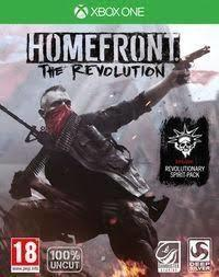 Juego físico xbox one homefront 2 the revolutions