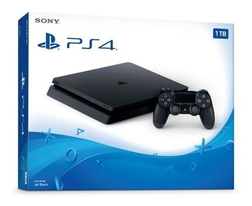 Playstation 4 slim 1 tb ps4 nuevos caja sellada 300v