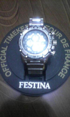 Reloj festina original edición tour de francia