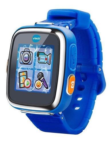 Reloj inteligente vtech kidizoom dx2 (rosado y azul)