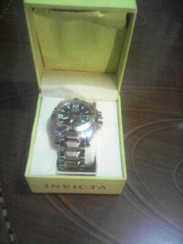Reloj invicta original con certificado
