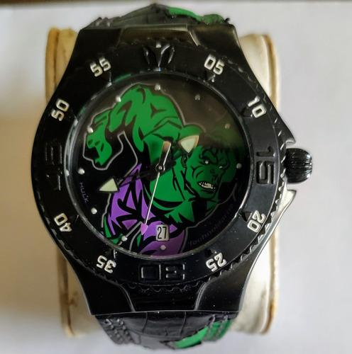 Technomarine marvel hulk reloj edicion limitada superheroes