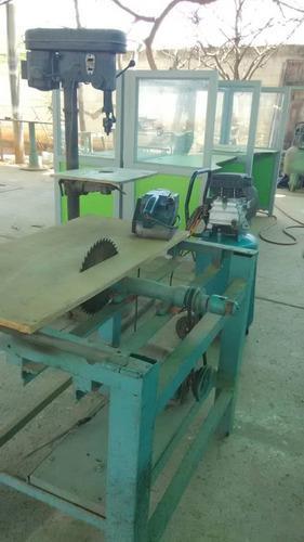 Combo herramientas y maquinaria de carpinteria en maracaibo
