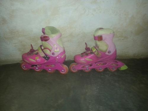 Patines originales barbie