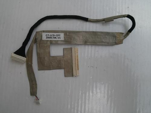 Cable flex pantalla mini lapto siragon ml1010 original