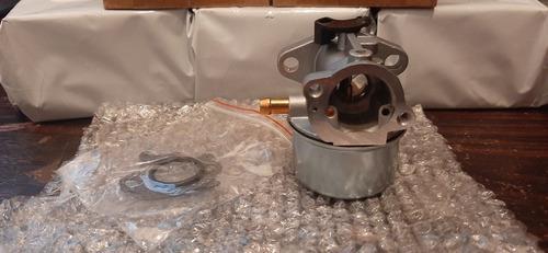 Carburador cortadora de grama motor briggs stratton 5-7 hp