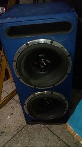 Cornetas o bajo de sonido profesional 2000w