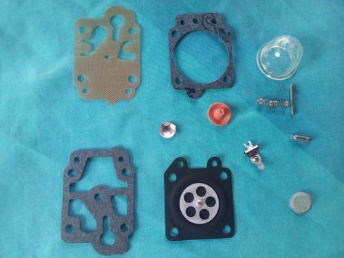 Kit carburador desmalezadora tucson tool tt430 / tt520