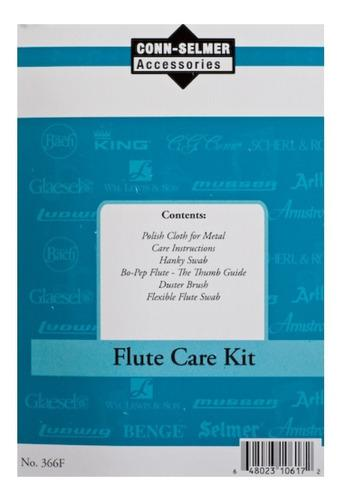 Kit para limpieza de flauta selmer 366f