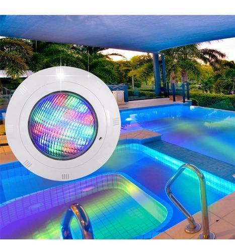 Lamparas led para piscina sumergible rgb c.control 80w equiv