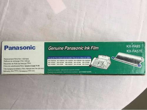 Recambio rollo de película fax panasonic kx-fa93 / kx-fa57e